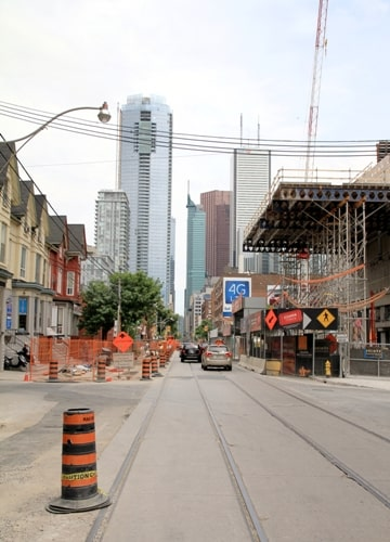 Road Maintenance Construction