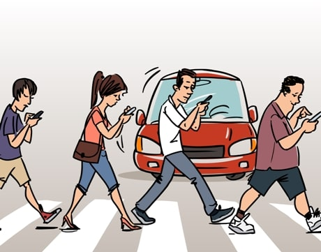 Pedestrian School Year Safety Tips