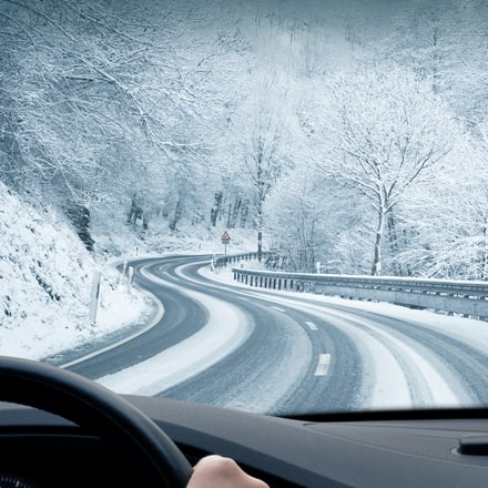 Winter Driving Hazards: Be Prepared