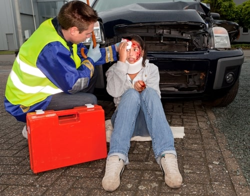 Accident Benefit Claims: Most Common Injuries