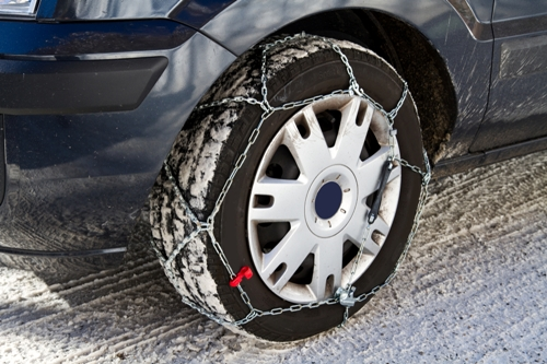 Winter Driving Hazards: Be Prepared