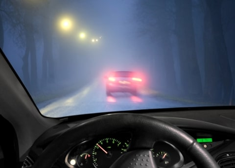 Zero Driving Visibility: A Canadian Nightmare