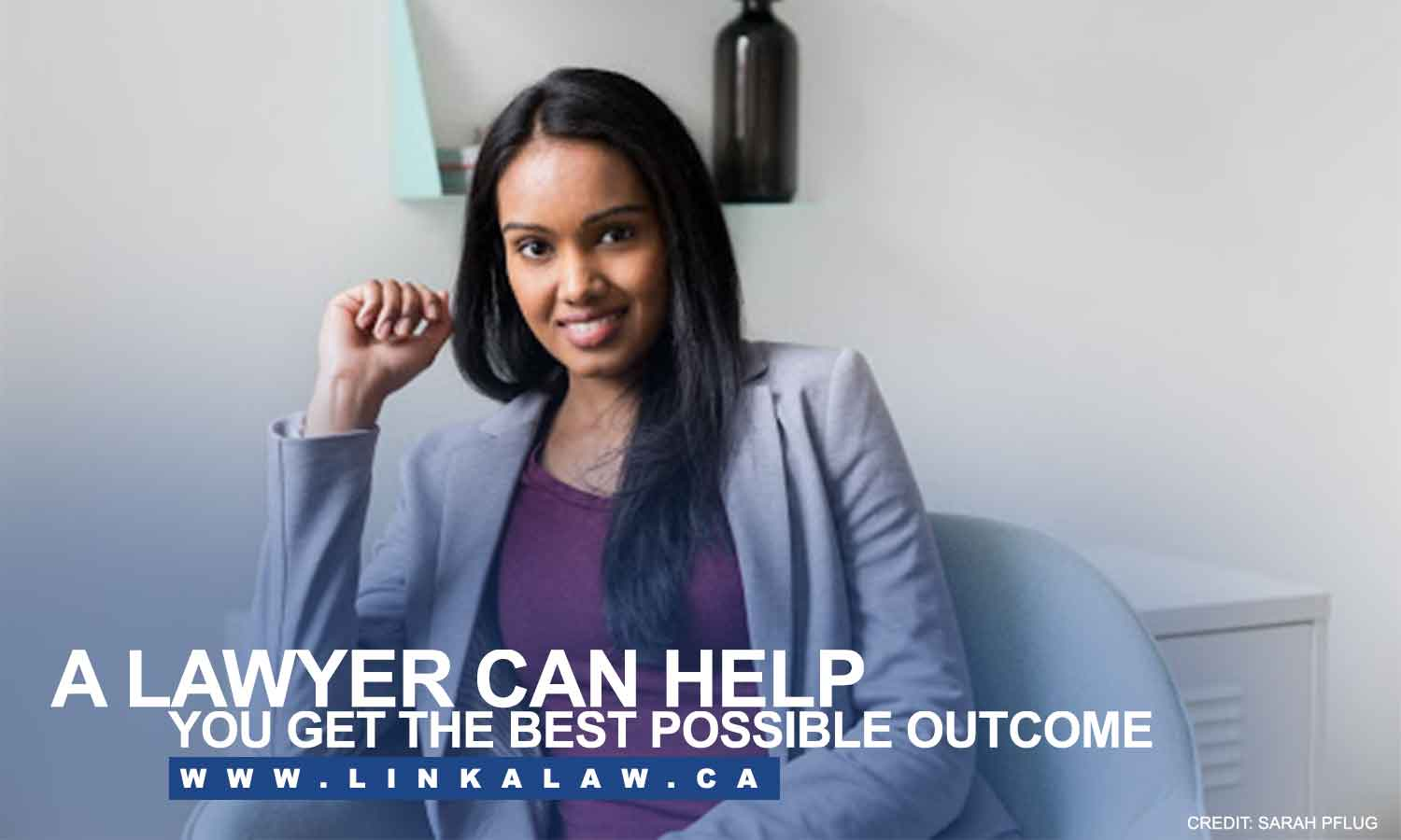 A lawyer can help you get the best possible outcome