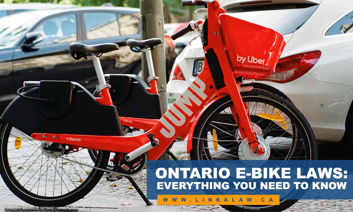 Ontario E-Bike Laws