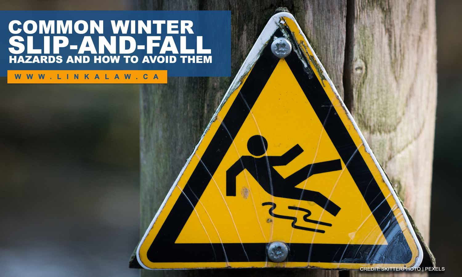 Common Winter Slip-and-fall Hazards And How To Avoid Them