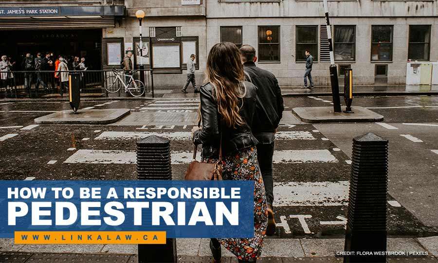 How to Be a Responsible Pedestrian